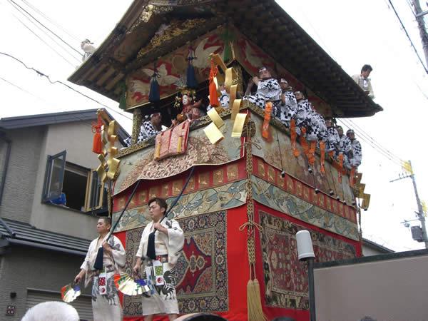 祇園祭山鉾巡行・その2