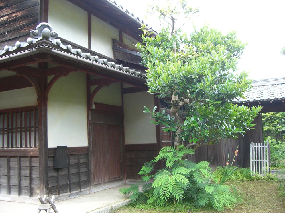 山國神社・京北 京町屋