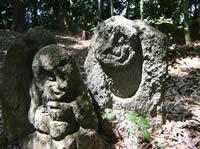 石峰寺と石仏五百羅漢