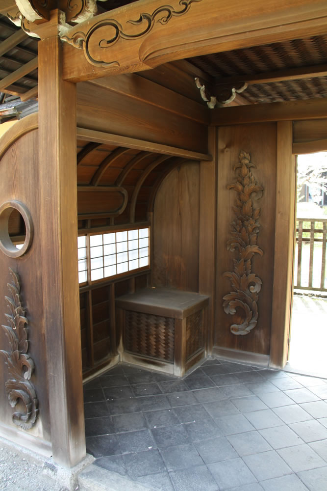 渉成園枳殻邸