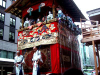 祇園祭2010年その2鉾曳き初め