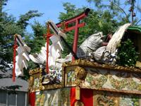 祇園祭2010年 その4 山鉾巡行