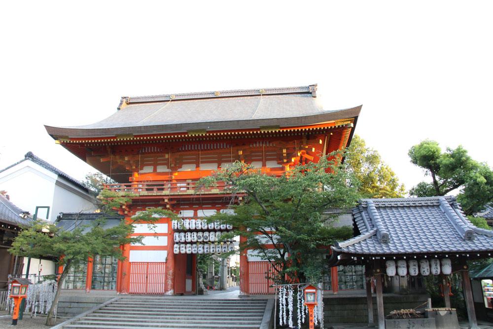 """霊山護国神社・八坂神社"""""""