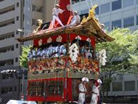 2011年祇園祭 山鉾巡行